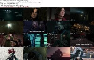 Resident Evil Damnation (2012) BRRip 720p 700mb