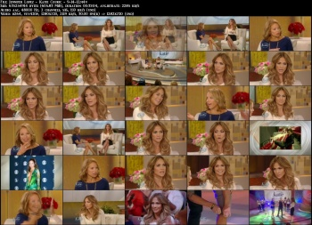 Jennifer Lopez - Katie Couric - 9-14-12