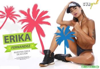 Erika Fernandez Revista Chilanga Surf Foto 14