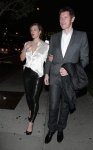 Milla Jovovich Seen at BOA for CAA Party in Beverly Hills January 9-2016 x13