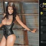 Gatas QB - Coralys Griman Playboy Venezuela Abril 2013