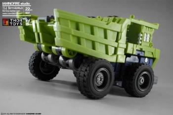 [Toyworld] Produit Tiers - Jouet TW-C Constructor aka Devastator/Dévastateur (Version vert G1 et jaune G2) - Page 7 RyF2JjqG