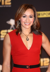 Jessica Ennis at the BBC Sports Personality of the Year Awards in London 16th December x11