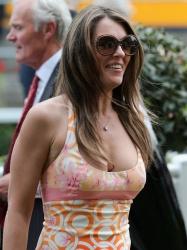 Elizabeth Hurley – Betfair weekendBetfair weekend at Ascot Racecourse – July 27, 2013 – 5