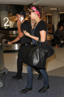 Nina Dobrev at LAX Airport (March 27) 4k74XF9z