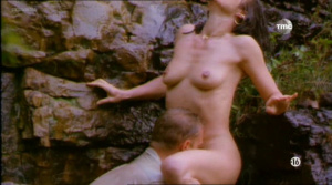 Nackt  Caroline Berg Caroline Berg