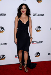"Sandra Oh - ""Grey's Anatomy"" 200th episode celebration, LA (Sept. 28)"