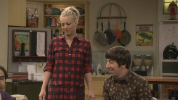 Kaley Cuoco - The Big Bang Theory S10E16 (2017) | HD 1080p