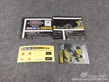 [Masterpiece] MP-21G Bumblebee/Bourdon G2 + MP-21R Bumblebee/Bourdon Rouge ZuIq4efu