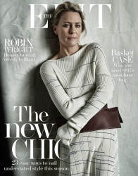 Robin Wright - The Edit Mag May 2017