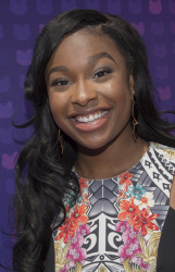 Coco Jones - 2016 Radio Disney Music Awards @ Microsoft Theater in Los Angeles - 04/30/16