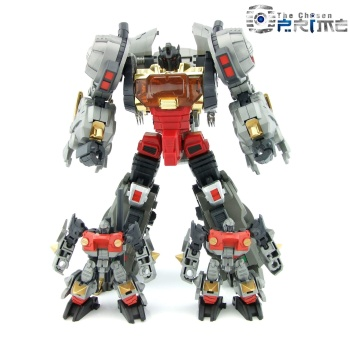 [FansProject] Produit Tiers - Jouets LER (Lost Exo Realm) - aka Dinobots - Page 2 QeClCAxl