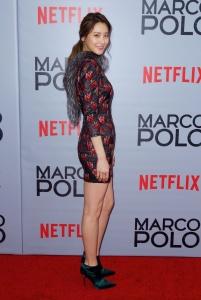 Claudia Kim Marco Polo TV Series 4