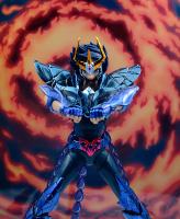 Phoenix Ikki - Virgo Shaka Effect Parts Set AbgRJ7fU
