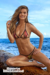 Nina Agdal - 2016 Sports Illustrated Swimsuit Issue App Store