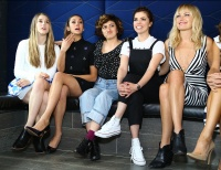 """""""The Final Girls"""" press conference at SXSW in Austin (March 14) NcXttjBZ"""