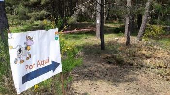 07/06/2015 - Propuestas tolais: Peregrinos-gr10-embalse la jarosa-gr10-la mina peregrinos-Salida Jarosa CiUsxTRS