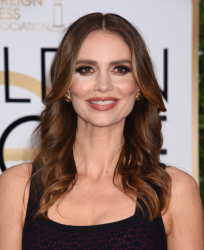 Saffron Burrows - 73rd Annual Golden Globe Awards @ the Beverly Hilton Hotel in Beverly Hills - 01/10/16