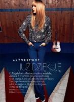 Magdalena Mielcarz Elle Poland Magazine (styczeń 2014) x10 ZP21OoOO