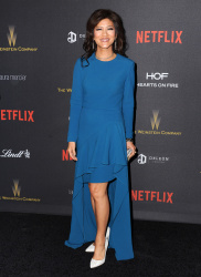 Julie Chen - 2016 Weinstein Company & Netflix Golden Globes After Party @ the Beverly Hilton Hotel in Beverly Hills - 01/10/16
