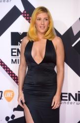Ellie Goulding - 2015 MTV Europe Music Awards @ the Mediolanum Forum in Milan - 10/25/15
