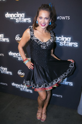 Ginger Zee - Dancing with the Stars Week Two