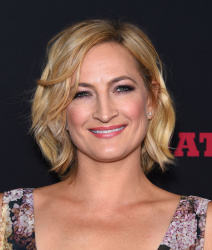 Zoe Bell - The Hateful Eight Premiere @ ArcLight Cinemas Cinerama Dome in Hollywood - 12/07/15