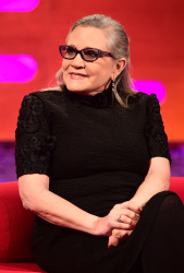 Carrie Fisher - The Graham Norton Show Series 20 Episode 10