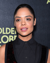 Tessa Thompson - HFPA & InStyle Celebrate The 2016 Golden Globe Award Season @ Ysabel in West Hollywood - 11/17/15