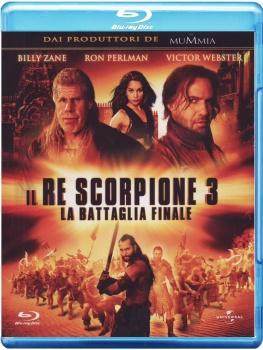 Il Re Scorpione 3 - La battaglia finale (2012) Full Blu-Ray 42Gb AVC ITA DTS 5.1 ENG DTS-HD MA 5.1 MULTI