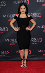 Becky G - Insidious: Chapter 3 Premiere @ TCL Chinese Theatre in Hollywood - 06/04/15
