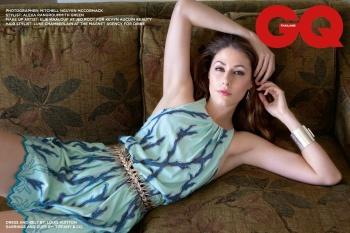 Amanda Crew | GQ Thailand