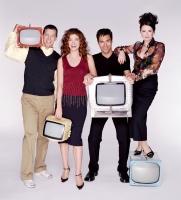 Уилл и Грейс / Will & Grace (сериал 1998-2006) AXXFRMQO