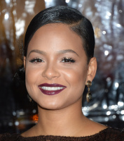 "Christina Milian - ""Live By Night"" Premiere in Hollywood 1/9/17"