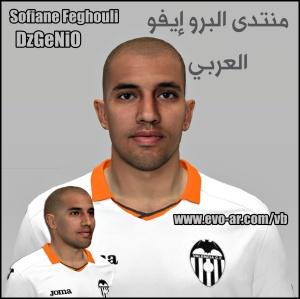 Download Sofiane Feghouli Face By DzGeNiO