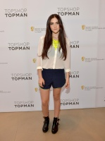 Isabelle Fuhrman, British New Wave at Topshop Topman event held at The Grove in LA - April 30, 2013 | 4 HQ