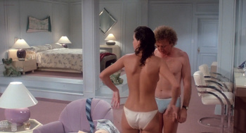 Kelly Lebrock Sexy Scene In Weird Science