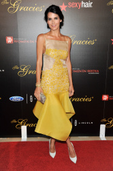 Angie Harmon - 39th Annual Gracie Awards in Beverly Hills - 2014-05-20