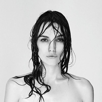 Keira Knightley - Cute Colored Picture - x 1