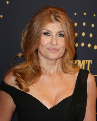 Connie Britton - 2015 CMT Artists of the Year @ Schermerhorn Symphony Center in Nashville - 12/02/15