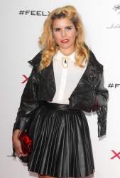 Paloma Faith - New Jaguar XE World Premiere @ Earls Court in London - 09/08/14