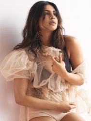 Priyanka Chopra - Sebastan Kim for Glamour US, June 2017