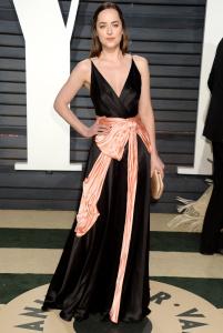 Dakota Johnson - 2017 Vanity Fair Oscar Party Hosted By Graydon Carter - February 26th 2017
