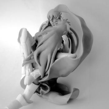 Statua Sensuale di Saga con Shaka