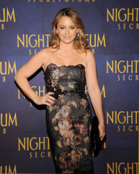 Christine Taylor 'Night At The Museum Secret Of The Tomb' New York premiere 12/11/2014 3