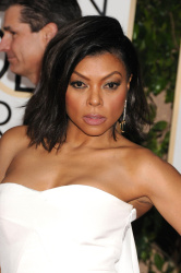 Taraji P. Henson - 73rd Annual Golden Globe Awards @ the Beverly Hilton Hotel in Beverly Hills - 01/10/16