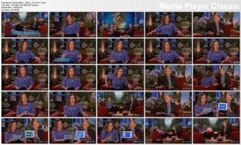Emily Blunt - Ellen - 5-14-14