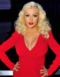 Christina Aguilera - Breakthrough Prize Awards Ceremony in Mountain View 09-11-2014