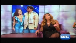 Wendy Williams Pantyhose 9/28 (MQ)