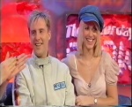 H & Claire (from Steps) / The Saturday Show circa 2003 / Interview (with Dani Behr)